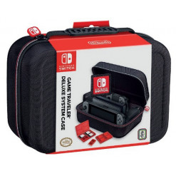 Game Traveller Deluxe System Case - black [NSW]