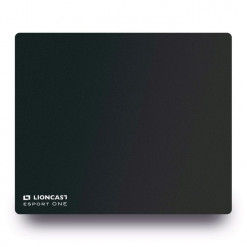 Lioncast Esport One Gaming Mousepad - Black Edition [480x400]