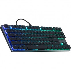 Cooler Master - SK630 - RGB Cherry Low Red Mechanical Keyboard [CH Layout]