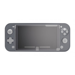KONIX - Mythics Grey Silicone Protection for Switch LITE [NSW Lite]