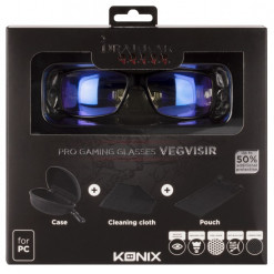 KONIX - Drakkar Prime - Vegvisir Blue Light Gaming Glasses
