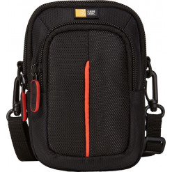 Case Logic Advanced Camera Case Point & Shoot - black/red