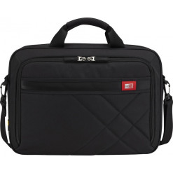 Case Logic Business Casual Topload Briefcase [17.3 inch] - black