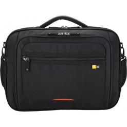 Case Logic Corporate briefcase with Tablet pocket [16 inch] - black/red