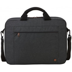 Case Logic Era Attaché [14 inch] - obsidian grey