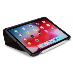 Case Logic Snapview Folio with pencil holder - iPad [12.9 inch] - black