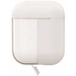 Puro Silicon Case - AirPods - white