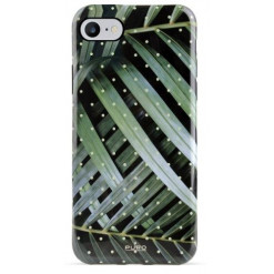 Puro TPU Cover Glam Tropical Leaves - iPhone 6/6s/7/8 - brilliant leaves