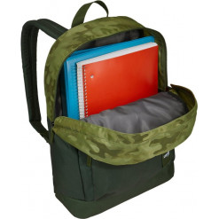 Case Logic Campus Founder Backpack 26L - green/camo