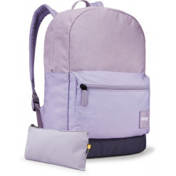 Case Logic Campus Founder Backpack 26L - minimal gray/heather