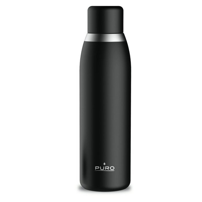 Puro Smart Bottle with LCD display [500 ml] - black