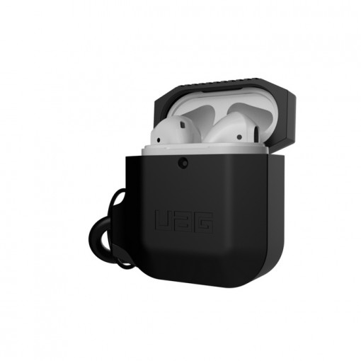 UAG Apple Airpods Silicone Case - black
