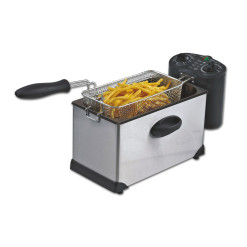 OHMEX Fritteuse FRY 3535 0.9 kg