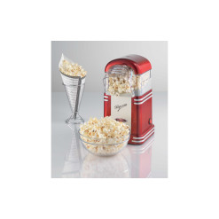 Ariete Popcorn Maschine Vintage Party Time Rot