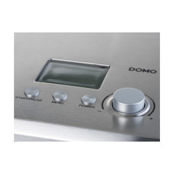 Domo Glacemaschine DO9201l 2 l, Silber