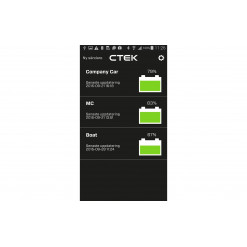 Ctek Bluetooth Batteriesensor Battery Sense CTX