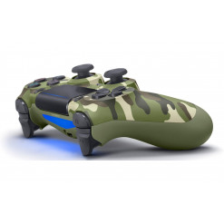 Sony PS4 Controller Dualshock 4 Green Camouflage