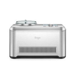 Sage Glacemaschine Smart Scoop 1 l, Silber