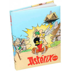 Asterix: Astérix - Notice Book with light fonction - A5 (21 x 14.9cm)
